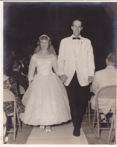 Mom and Dad Wedding
