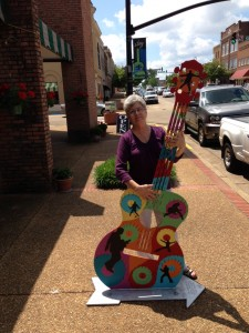 brenda in downtown tupelo may seventh